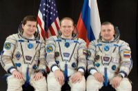 International Space Station Expedition 15 Official Crew Photograph #5
